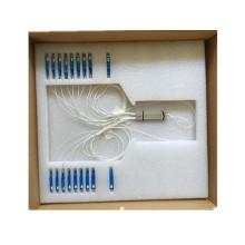 Mini PLC Splitter -1 * 16 con conector Sc / Upc