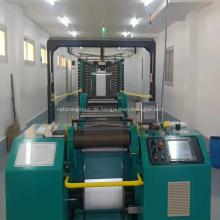 Elastische Elasthan-Garnschärmaschine