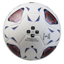 Высокое качество PU футбольный мяч size5