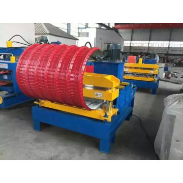 Curving Machine Roofing Panel Crimping Machine