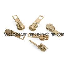 5# Metal Zipper Slider with Da Puller for Garments