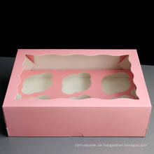 Papier Kuchen Display Box / Papier Kuchen Tray