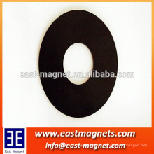 Permanent type and ring magnet with epoxy coated