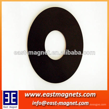 competitive sintered hard ferrite magnet