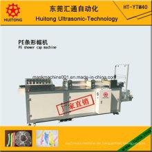 Ultraschall-PE-Duschhaube, die Maschine herstellt