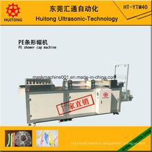 Ultrasonic PE Shower Cap Making Machine