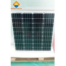 60W Powerful PV Cell High Efficiency Monocrystalline Solar Panel