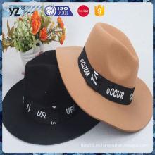 Producto principal todas las clases de sombrero de las mujeres de las lanas del 100% para la promoción