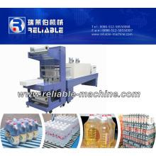 Máquina de empacotamento automática do animal de estimação / garrafa de vidro / equipamento