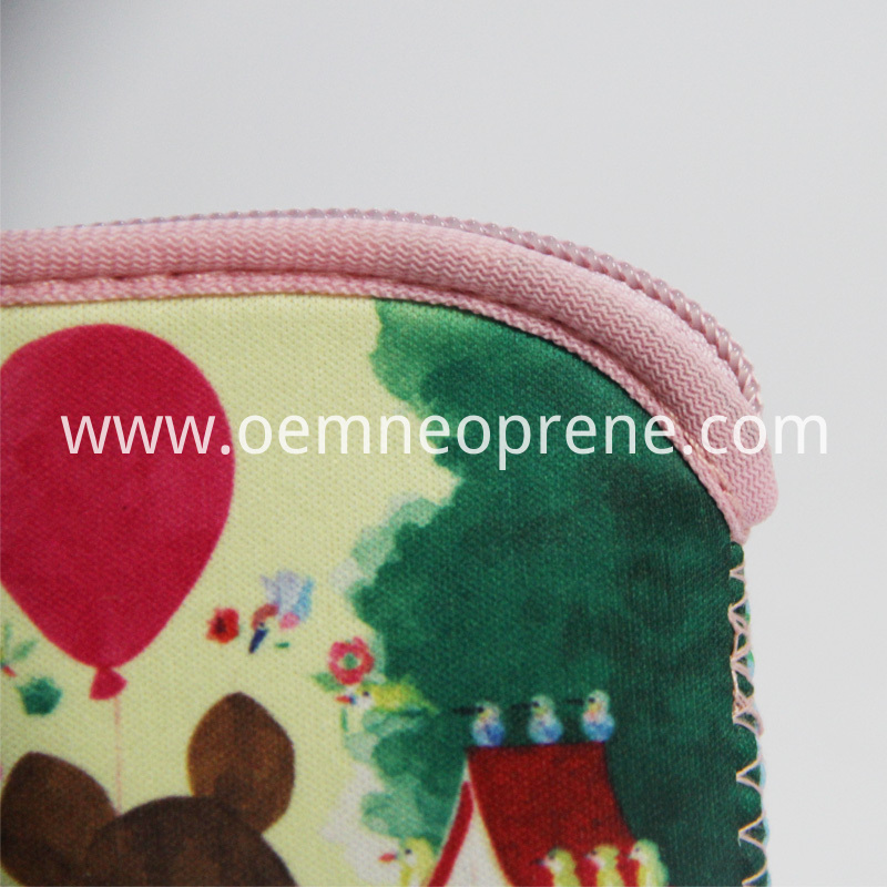 Alt Custom Logo Coin Purse