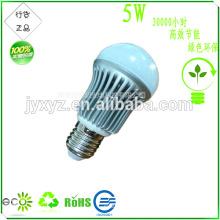 El OEM de Shenzhen a presión la bombilla llevada ahorro de energía de la iluminación de la fundición