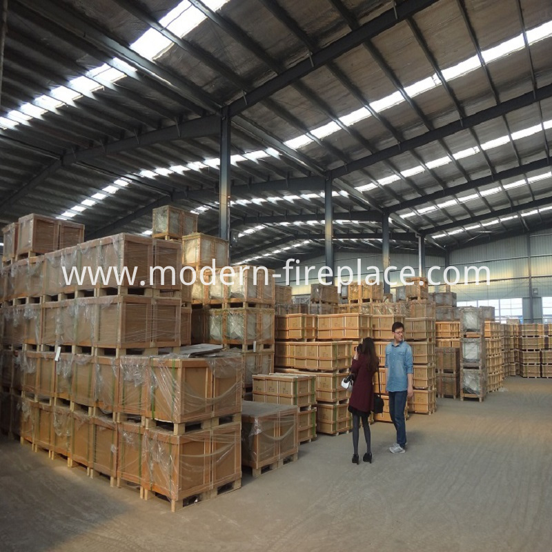 Wood For Wood Burner Factory Packaging