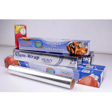 Aluminium Foil for Food Packaging