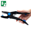 Factory Supply Livestock Universal Ear Tag Plier Automatic Black Color Animal Bounce Ear Tag Applicator Pliers