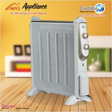 over heating protection mica heater