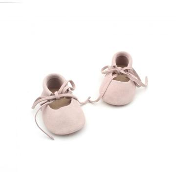 Fancy Jellyfish Kids Leather Baby Dress Schoenen