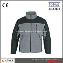 Winter Warm Comfort Polar Fleece Pullover Jacket