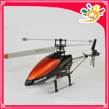 HUAJUN Factory 9100 Double Horse 3.5 Channel single blade rc matal helicopter with gyro
