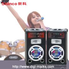 Bluetooth-Subwoofer-Lautsprecher 2.0 Heimkino-System-Verstärker