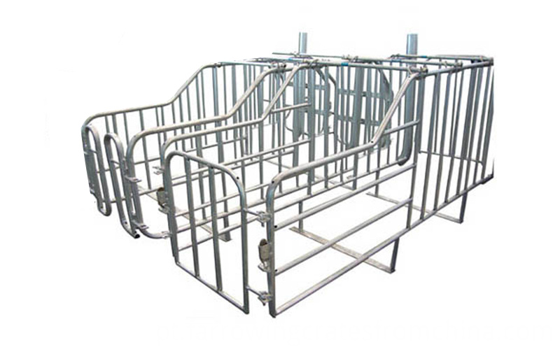 pig cages