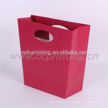 Bolsa de papel de regalo de dibujos animados impresos personalizados