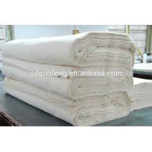 Tela de algodón crudo 20x20 60x60 50 ''