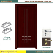 Porte en bois de porte de bois de vente Porte en bois rustique de porte