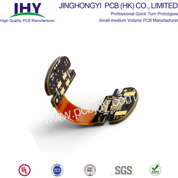 Rigid Flex PCB Immersion Gold