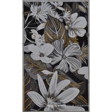 Mosaico de flores para piso ou parede