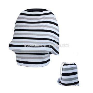 Stretchy Multi Use Carseat Canopy Baby Car Seat Cover nursing cover
