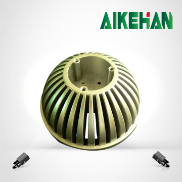 Aluminum die casting housing 12W led spotlight