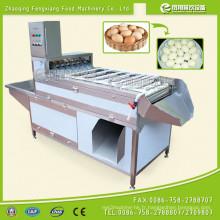 (FT-200) Machine de décapage d'oeufs de poule / Sheel à l'oeuf avec sortie élevée