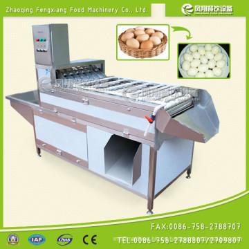 (FT-200) Máquina de descascarado del huevo de la gallina / Sheller del huevo con alto rendimiento