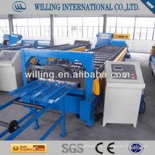 Máquina formadora de rolo, máquina formadora, laminador