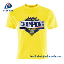 Private Label Custom T-shirt Blank Baumwolle T-Shirt