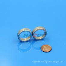 NdFeB imán radialmente magnetizado