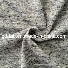 Jersey de lino de la camiseta del gris de brezo (QF13-0282)