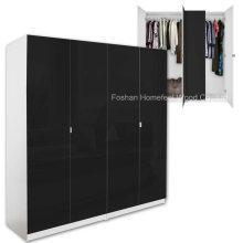 Оптовая продажа Современная мебель шкафа гардероба спальни MDF (HF-WC031)