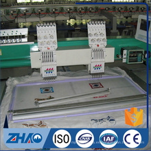 Máquina de bordar plana automatizada automática del condensador de ajuste del precio bajo