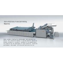 Machine à plastifier semi-automatique