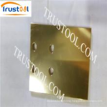 Precise Stamping Aluminum Pivot Bars
