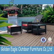 Chaise d'appoint de luxe en aluminium Elegance