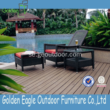 Luxury Elegance Aluminium Pool Side Chair