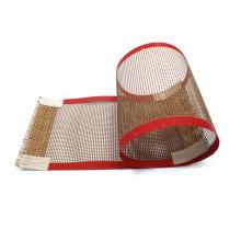 PTFE mesh conveyor belt for screen printing