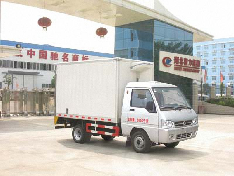 Refrigerated Truck 112