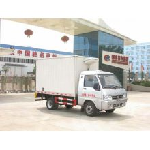 Dongfeng refrigerated freezer truck body for sale