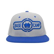 Custom Flat Brim Leopard Skin Snapback Hat