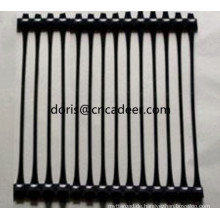 Made in China Uniaxialer Kunststoff Geogrid