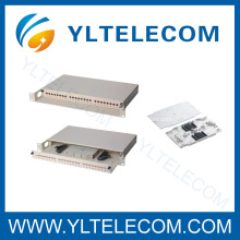 Fiber Optic Patch-Panel