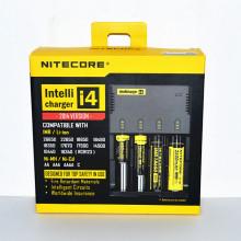 Cargador de batería de 18650/26650 Intellicharger Nitecore I4